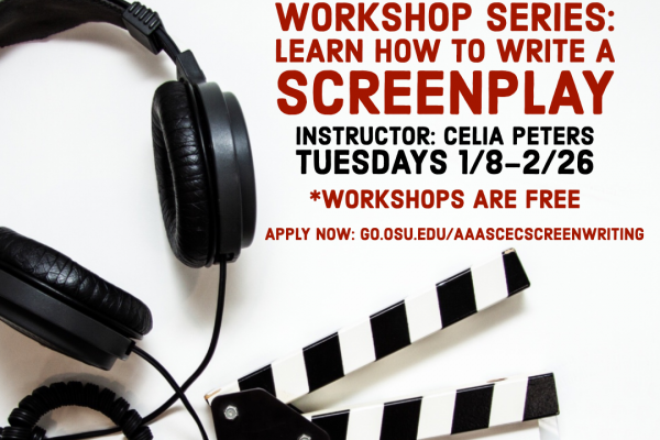 AAASCEC Learn How to Write a Screenplay