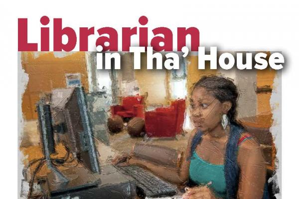 Librarian in the House with Leta Hendricks